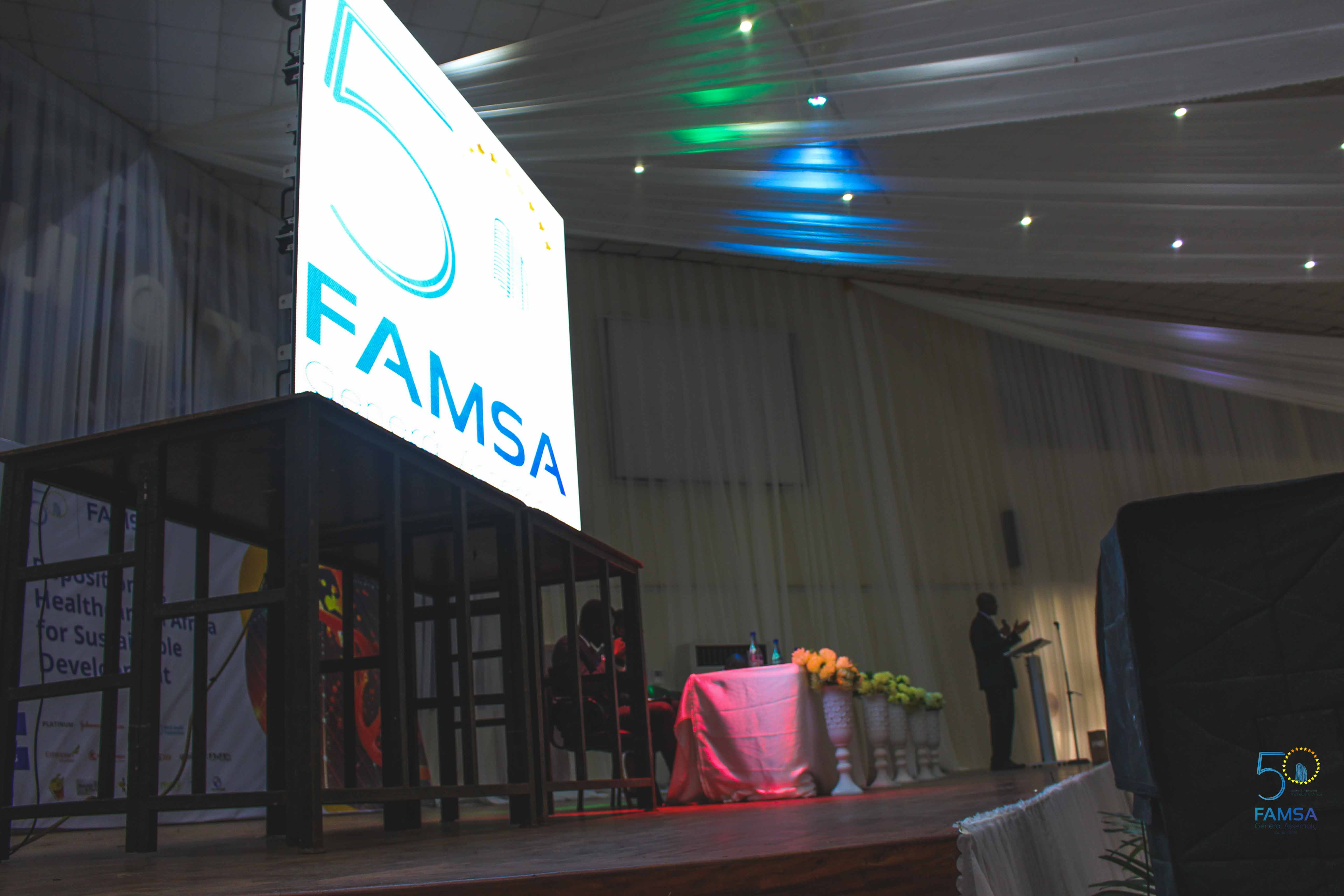 Day 1 - FAMSA General Assembly 2018